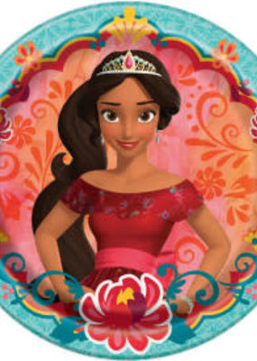"***Elena of Avalor 9"" Dinner Plates 8ct"