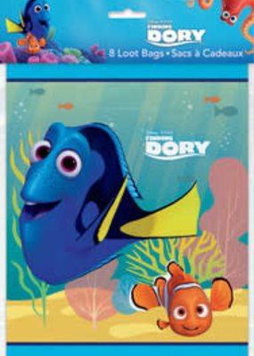 ***Finding Dory Treat Bag 8ct
