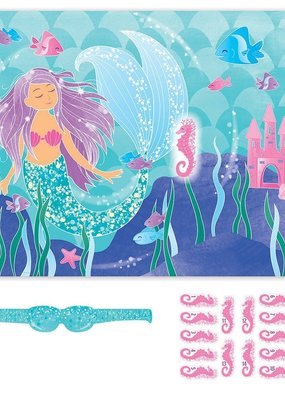 ***Mermaid Swimming Party Game for 14