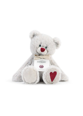 ***Plush Birthstone Bears
