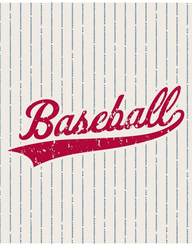 ***Baseball Lunch Napkins