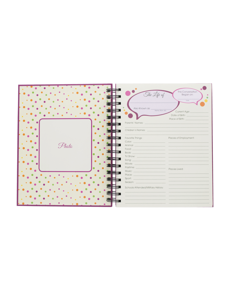 Journal Unlimited ***Mom Write to Remember Journal