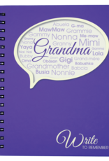 Journal Unlimited ***Grandma Write to Remember Journal