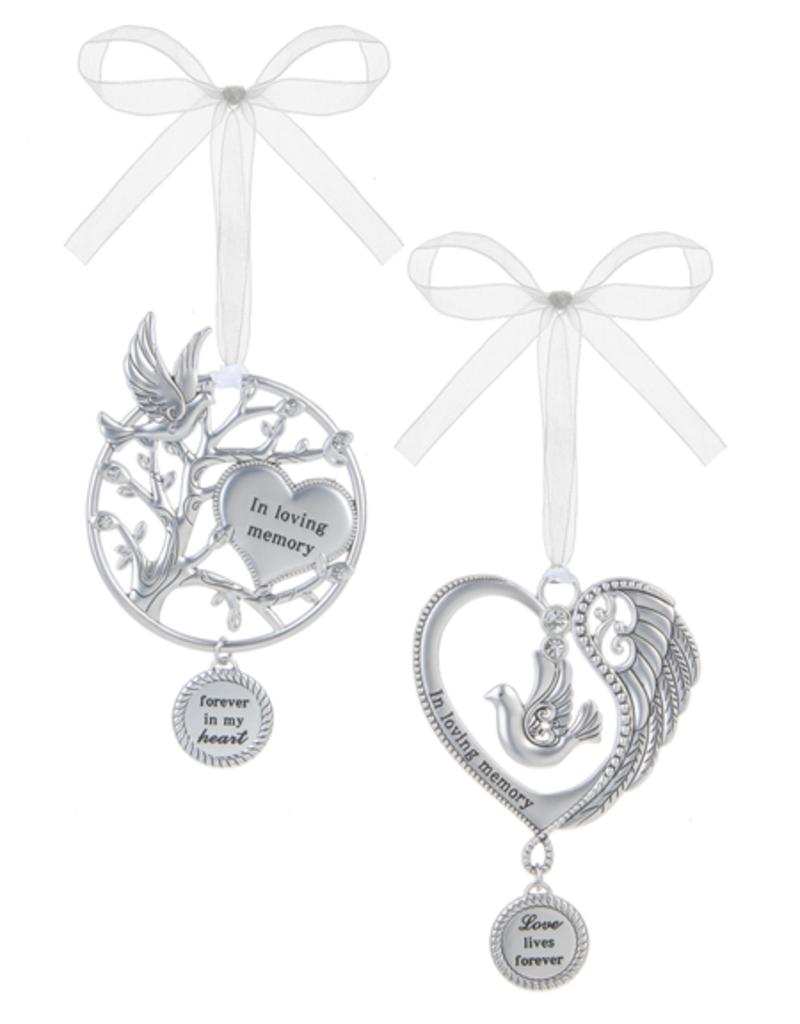 ***In Loving Memory Ornaments
