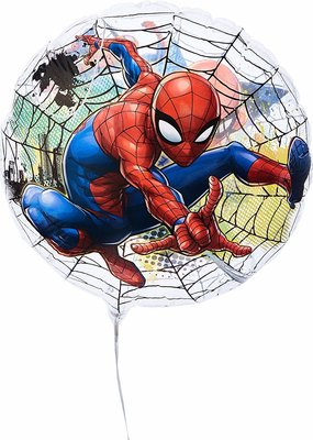 ***Spiderman Bubble Balloon
