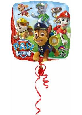 "***Paw Patrol 18"" Mylar Balloon"