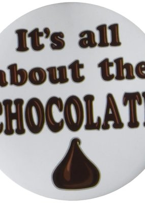 ***It's All About the Chocolate Button