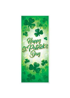 ***Happy St. Patrick's Day Door Cover