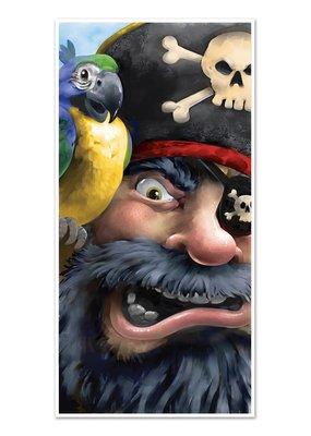 ***Pirate Door Cover