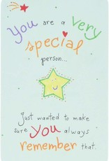 ***You are a Very Special Person Wallet Card