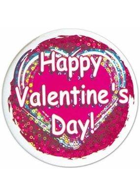 ***Happy Valentine's Day Button