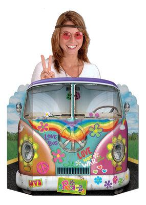 ***1960's Hippie Bus