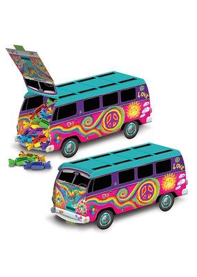 ***1960's Hippie Bus Centerpiece