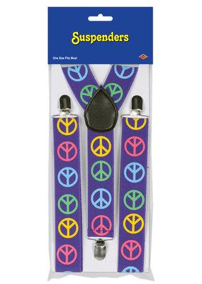 ***Peace Sign Suspenders