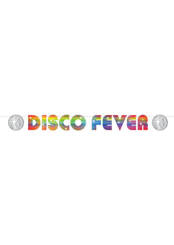 *****Disco Fever 70's Banner