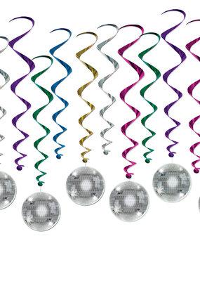 ***Disco Ball Whirls