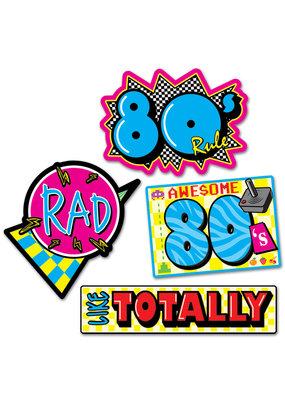 ***Awesome 80's Cutouts
