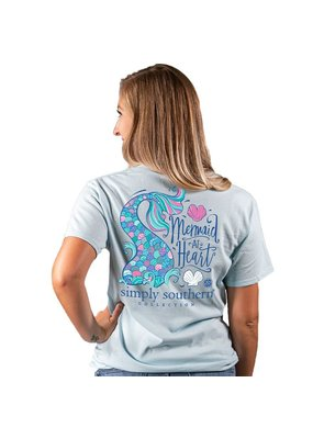 ***Short Sleeve Mermaid Ice