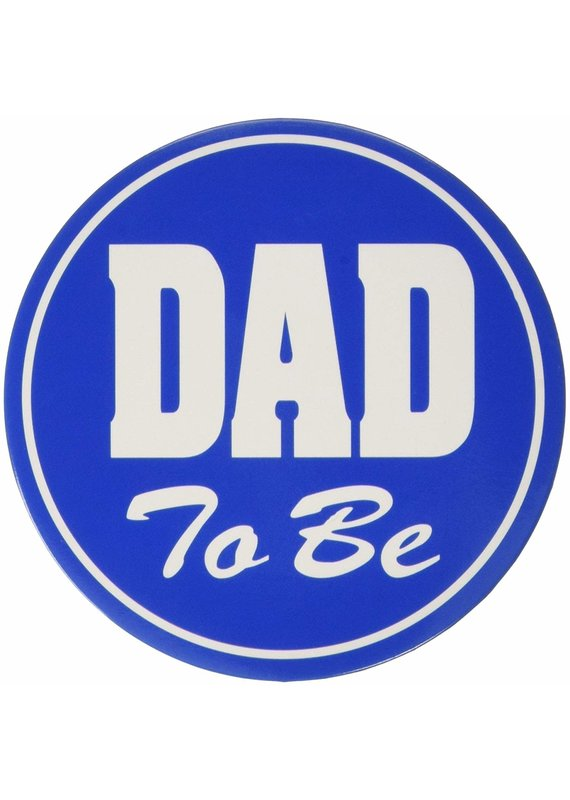 ****Dad To Be Button