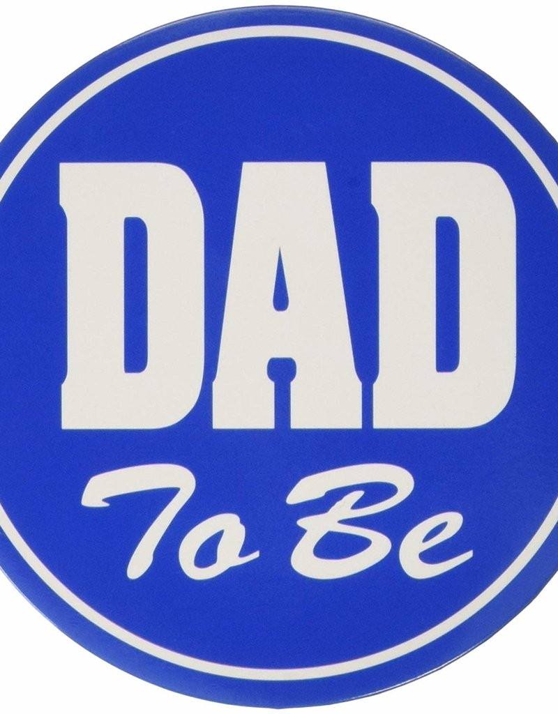 ***Dad To Be Button