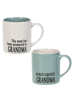 ***Promoted and World's Greatest Grandma Mug