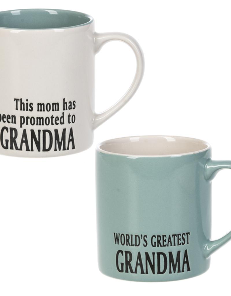 ***Promoted and World's Greatest Grandma Mug