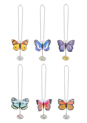***Butterfly Car Charm