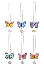 ***Butterfly Car Charm