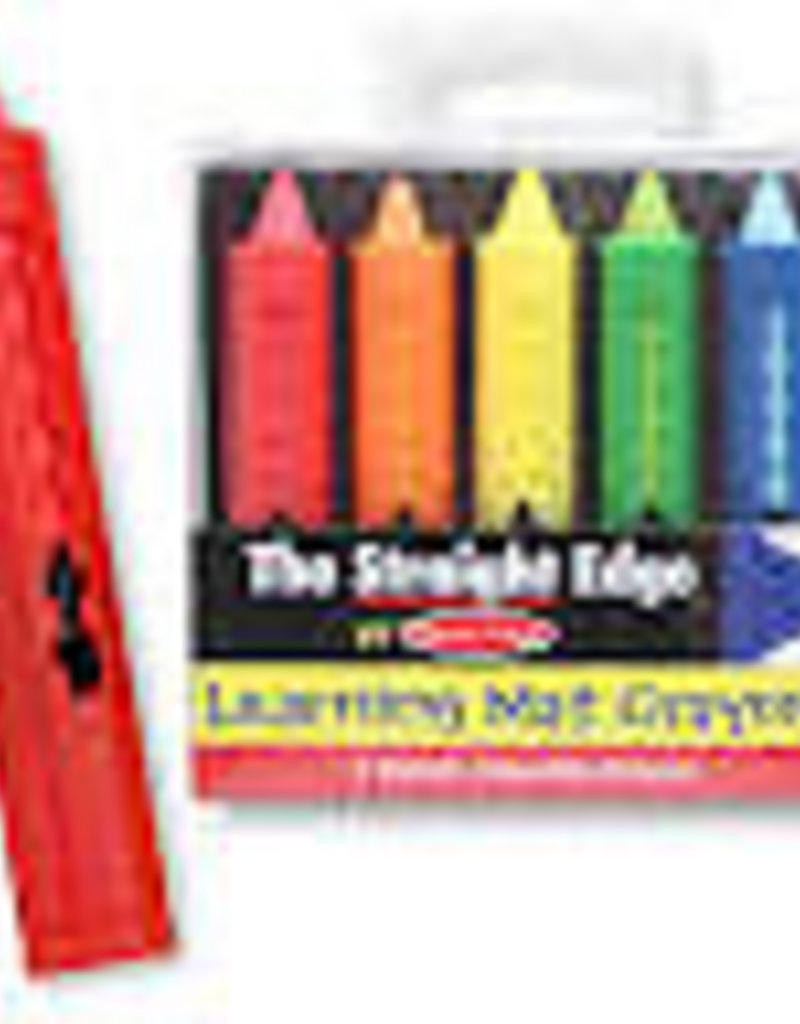 ***Learning Mat Crayons