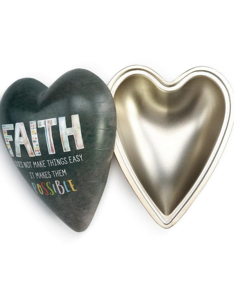 ***Faith Art Heart Keeper