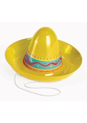 ***Mini Sombreros 6ct.