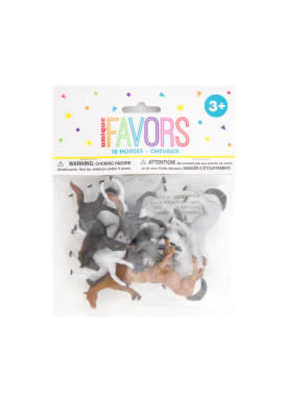****Horse Party Favors 10ct