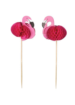 "***Flamingo Picks 7"""