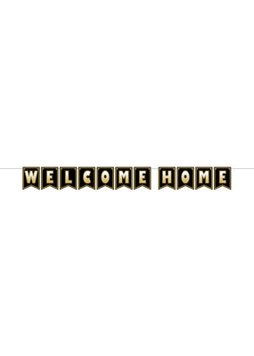 ***Welcome Home Banner