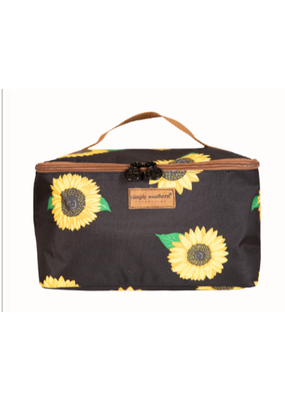 ***Simply Southern Sunflower Glam Bag