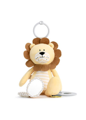 ***Activity Teether Buddy Lion