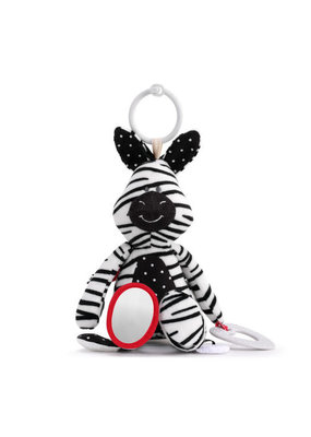 ***Activity Teether Buddy Zebra