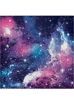 ***Galaxy Party Beverage Napkins