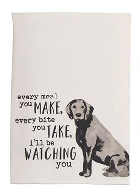 *** Every Meal you Make Dog Kitchen Towel