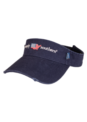 ***Simply Southern Blue VIsor