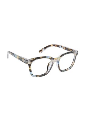 Peepers ***Peepers Style To the Max Blue Quartz Blue Light & Reading Glasses +2.5