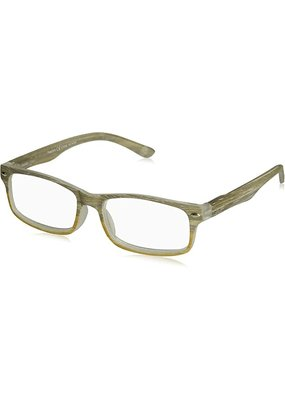 Peepers ***Peepers +2.25 The Journeyman Gray/Tan Reading Glasses