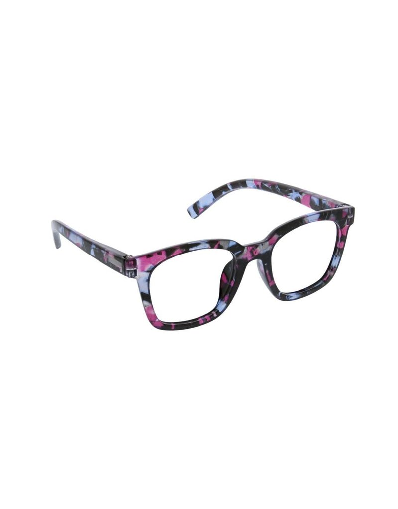 Peepers ***Peepers Style To the Max Pink Quartz Blue Light & Reading Glasses +2.5