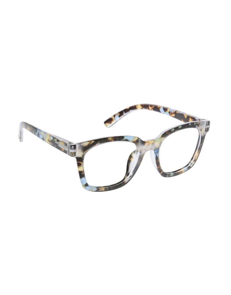 Peepers ***Peepers Style To the Max Blue Quartz Blue Light & Reading Glasses +1.5