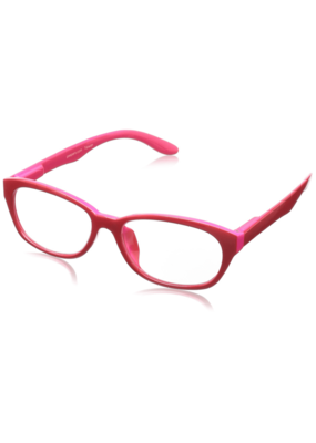Peepers ****Peepers +2.25 Good Morning Charlie Pink Reading Glasses