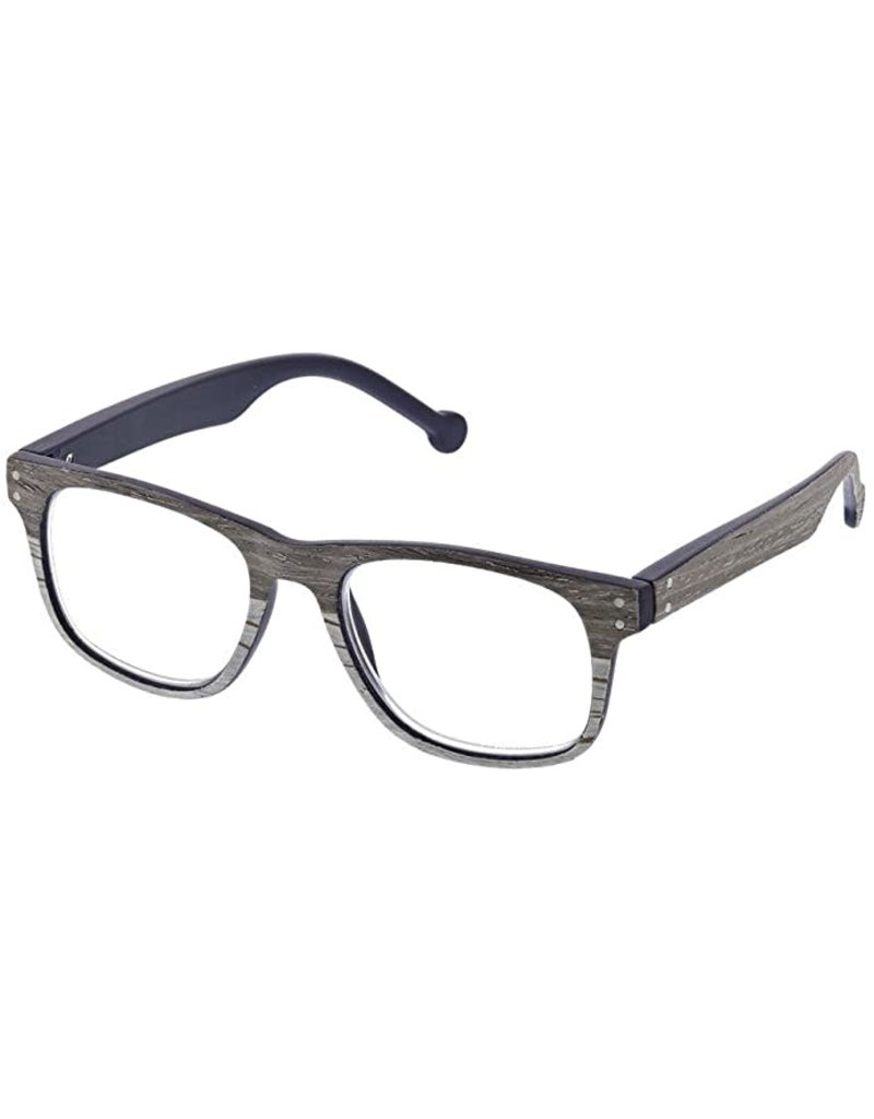 Peepers ***Peepers The Craftsman Gray/Whtie +2.50