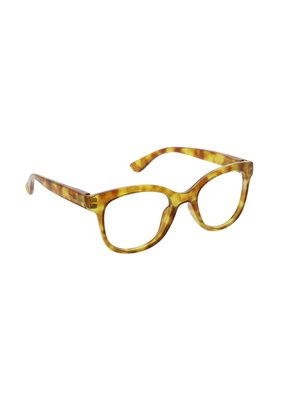 Peepers ***Peepers +2.50 Grandview Focus Honey Tortoise Blue Light & Reading Glasses