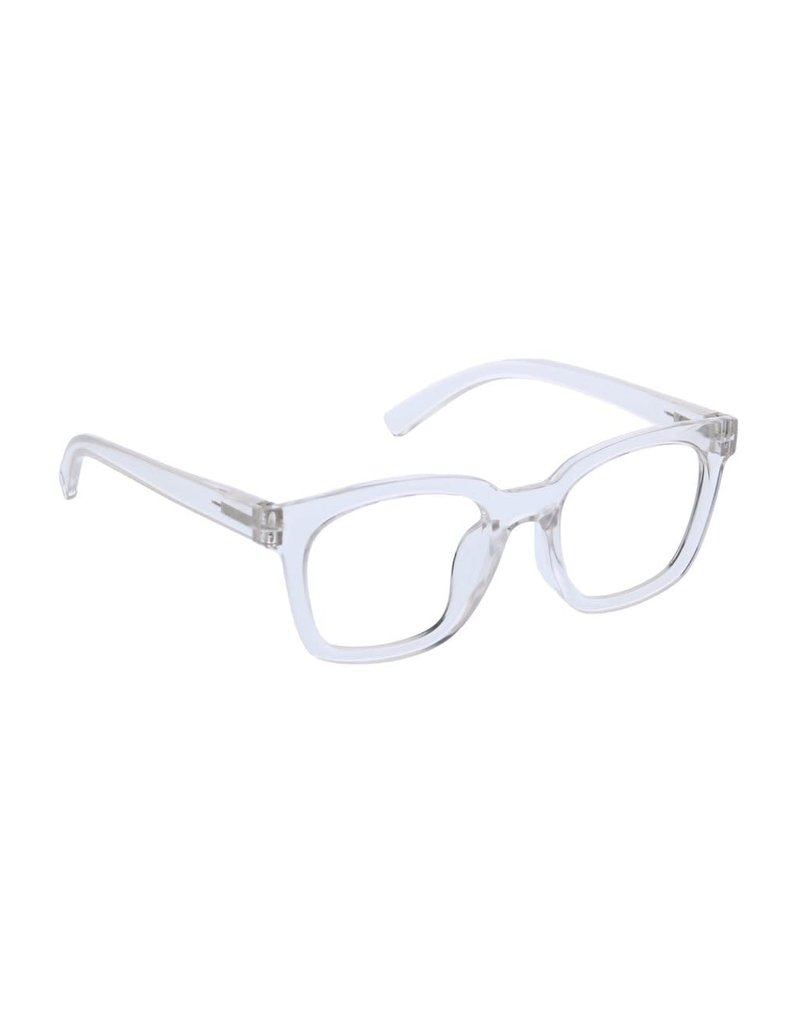 Peepers ***Peepers Style To The Max Clear Blue Light & Reading Glasses +2.25