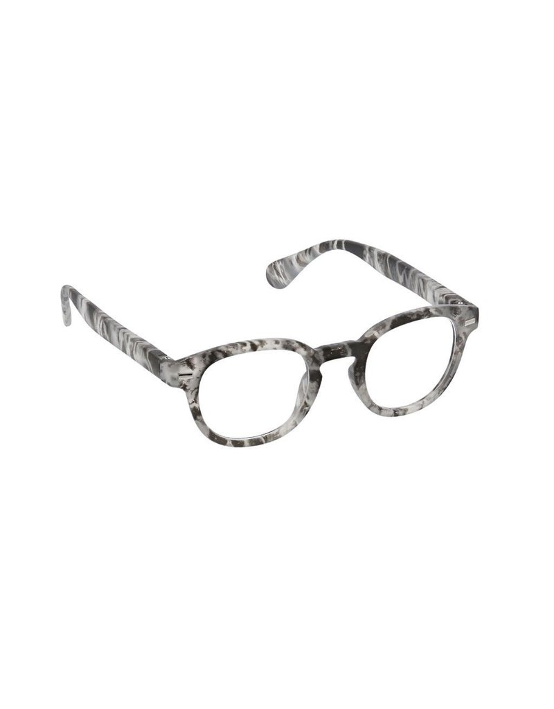Peepers ***Peepers Style Quarry Gray Reading Glasses +1.75