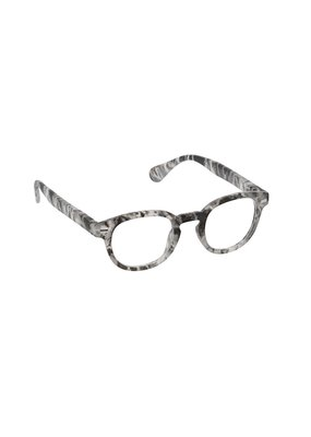 Peepers ***Peepers Style Quarry Gray Reading Glasses +2.25